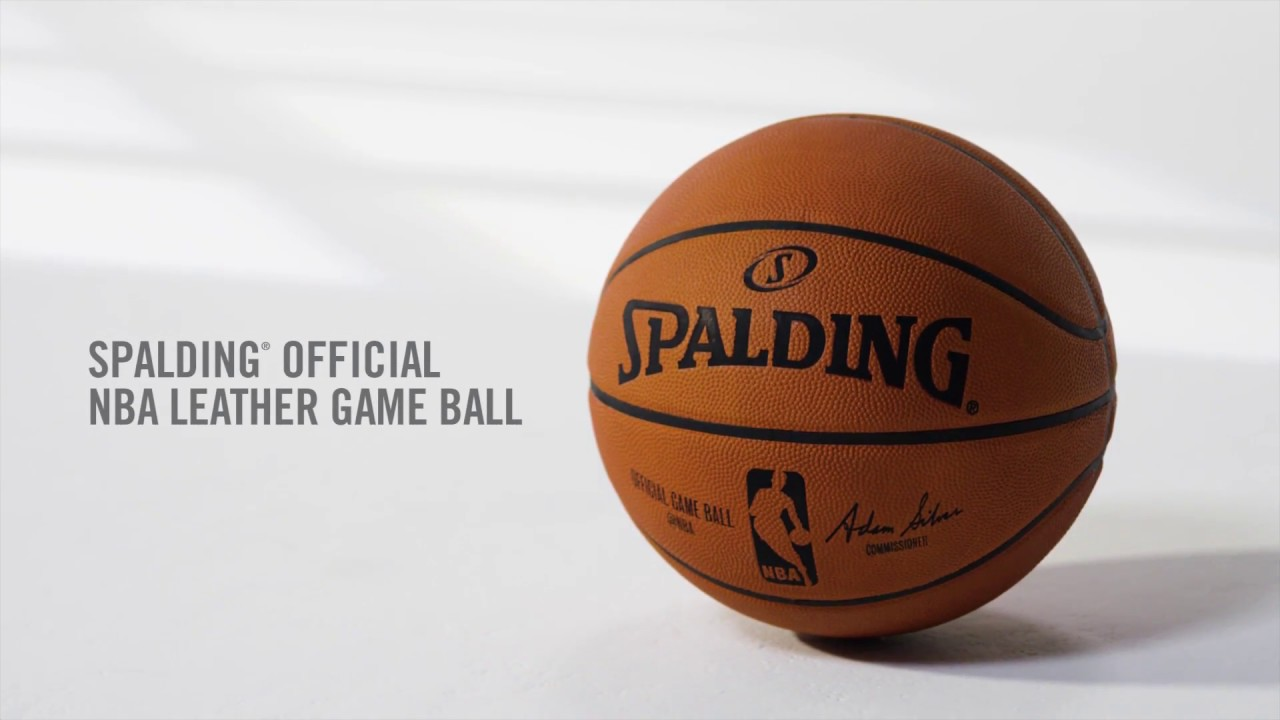 Spalding Basketball Size7 PU Leather 74-602Y (Brown)